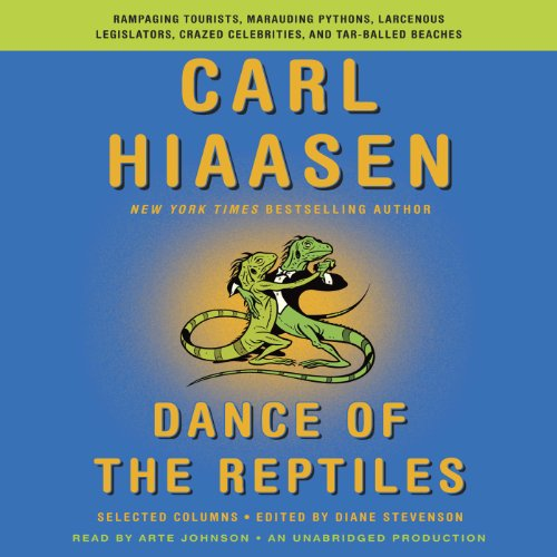 Couverture de Dance of the Reptiles