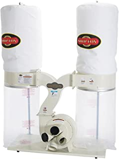 Best shop fox dust collector 3hp Reviews