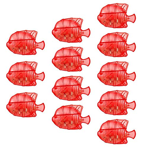 Vrttlkkfe Umidificatore Cleaner, 12 pezzi universale Fish Tank Umidificatore di pulizia, Piccolo Fish Tank Filter, Umidificatore