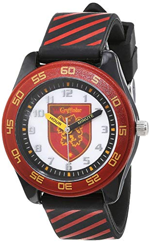 Harry Potter Quarz Uhr mit Silizium Armband HP9071ARG