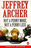 Not a Penny More, Not a Penny Less (Penguin Readers (Graded Readers))