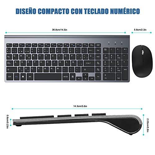 Ibera Packs de teclado y ratón