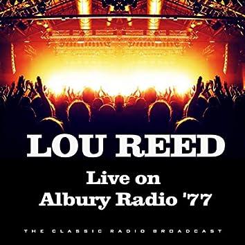 Live on Albury Radio '77 (Live)