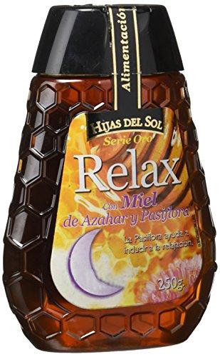 Hijas Del Sol Relax con Miel de Azahar y Pasiflora - 250 gr
