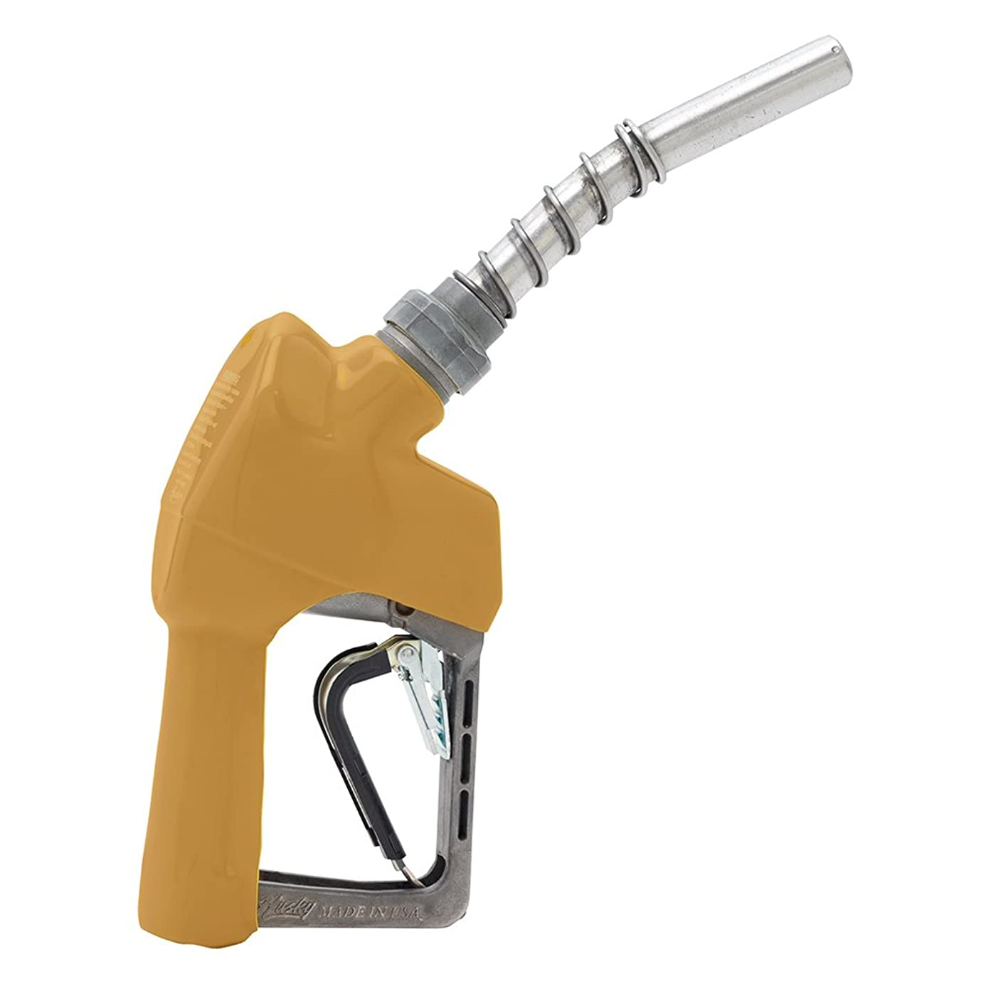 Husky 159403N-08 New X Light Duty Diesel Nozzle with Three Notch Hold Open Clip and Full Grip Guard ufu7678396