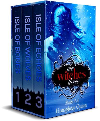 We Witches Three Books 1-3