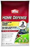 1. Ortho Home Defense Insect Killer for Lawns Granules - Treats up to 10,000 sq. ft., Lawn Insect Killer Kills Ants, Ticks, Fleas, Spiders, Centipedes & Other Listed Bugs, Fast Acting, 10 lbs.