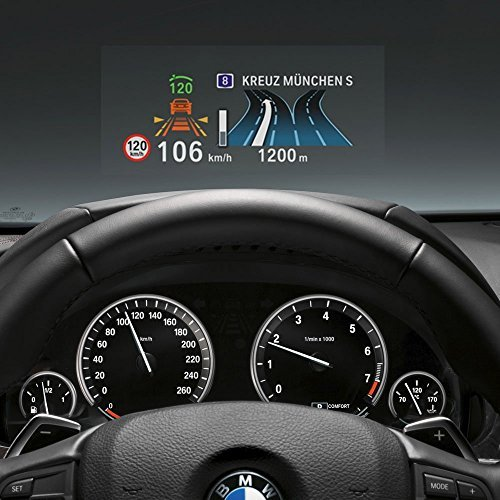 Preisvergleich Produktbild Universal Head Up Display (HUD) Reflective Film - by KarenDeals