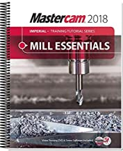 Mastercam 2018 Mill Essentials Training Tutorial