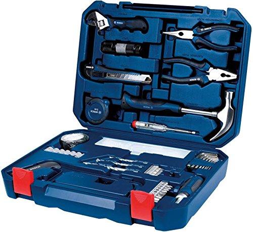 All-in-One-Werkzeug-Set von Bosch, 108 Metallwerkzeuge