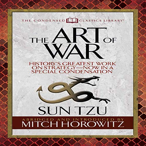 The Art of War (Condensed Classics) cover art