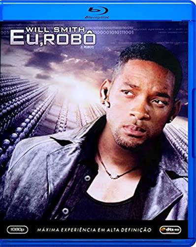 Eu, Robô - ( I, Robot ) Alex Proyas [ Blu-Ray ]