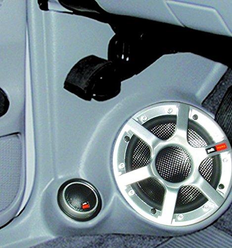 "Q Logic Q Forms 6.5"" Kick Panel Speaker Enclosures for Ford/Mazda/Ranger/B-Series"