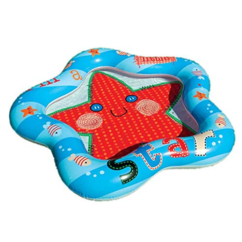 JCCOZ - URG Piscina, centro de juegos para bebé, piscina inflable de tamaño completo, piscina familiar, 102 x 99 x 13 cm, jardín al aire libre, patio trasero, fiesta de agua de verano URG