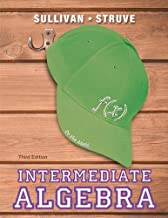 Best intermediate algebra 3rd edition sullivan Reviews