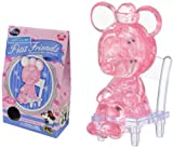 Crystal Gallery Petit Friends Minnie Mouse Pink (japan import)