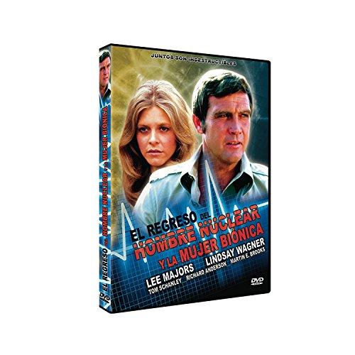 El regreso del hombre nuclear y la mujer biónica [DVD]