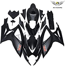 NT FAIRING Matte Black Injection Mold Fairing kits Fit for Suzuki 2006 2007 GSXR 600 750 K6 GSX-R600 Aftermarket Painted ABS Plastic Motorcycle Bodywork