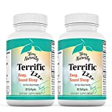 Terry Naturally Terrific Zzzz (2 Pack) - 250 mg Mandarin Oil Complex, 30 Softgels - Non-Habit Forming Sleep Support Supplement, Feel Rejuvenated & Refreshed - Non-GMO, Gluten-Free - 30 Servings