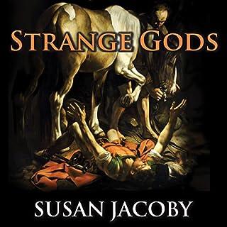 Strange Gods audiobook cover art