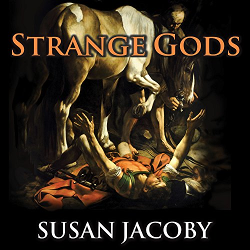 Strange Gods audiobook cover art