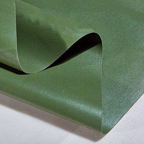 La grande bâche résistante réversible imperméable à l'eau de pluie imperméable à la pluie de tente de tissu épissent auvent la feuille de bâche de tapis d'ombre de soleil de pique-nique couvre la voit