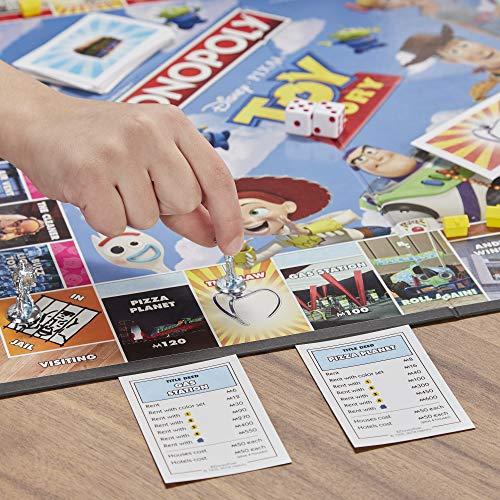 Monopoly: Histoire de Jouets (Toy Story) - 7
