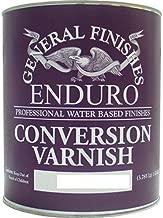 General Finishes Water Based 2K Conversion Varnish Semi Gloss Gallon