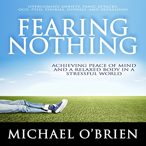 Fearing Nothing audiobook cover art