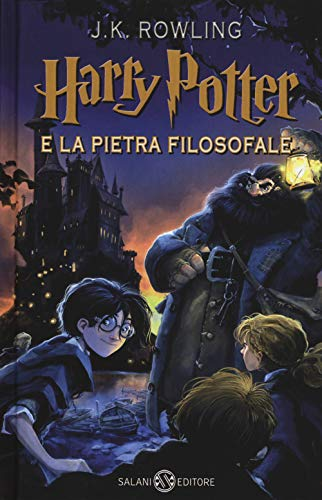 Harry Potter 01 e la pietra filosofale