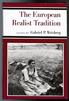 The European Realist Tradition 0253320844 Book Cover