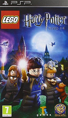 Lego Harry Potter - Years 1 to 4 [import anglais] [Importación francesa]
