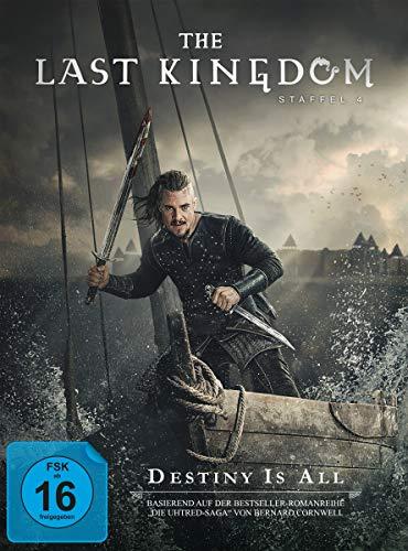 The Last Kingdom - Staffel 4 (5 Discs im Schuber)