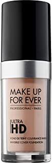 Make Up For Ever Ultra HD Invisible Cover Foundation 107 - R240, Pink(I000032240)