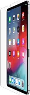"""Belkin SCREENFORCE TemperedGlass Screen Protection for iPad Pro 11"""" (2020/ 2018 models) - Clear, Transparent, Scratch and ..."""