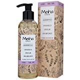 Meina Naturkosmetik - Bio Shampoo mit Lavendel und...