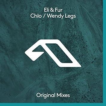 Chlo / Wendy Legs