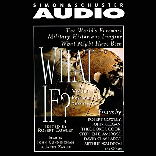 What If? Part 1 audiobook cover art