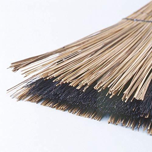 アズマ工業外ほうきコンポほうき長柄穂幅26cm全長135cm天然繊維2種の穂を混合適度な弾力で掃きやすいベージュ混穂173