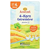 Alnatura Bio 4-Korn-Getreidebrei