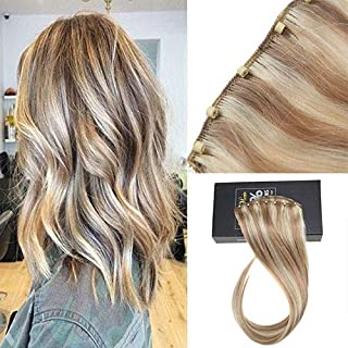 Sunny Micro Bead Weft Hair Extensions(EZE Weft)16