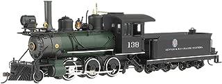 BAC29301 29301 Spectrum 2-6-0 D&RGW (Green Boiler) On30