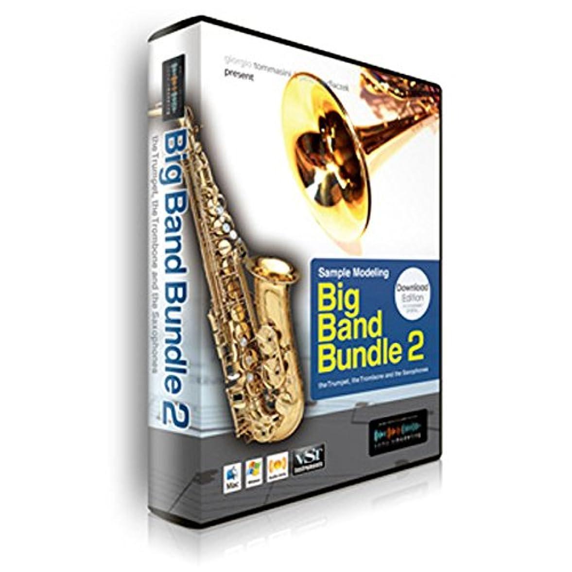 アフリカ弓光景Sample Modeling Big Band Bundle2 プラグイン音源ソフト (サンプルモデリング) 国内正規品