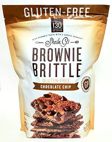 Sheila G's Brownie Brittle Gluten-Free Chocolate Chip Cookie Crunch
