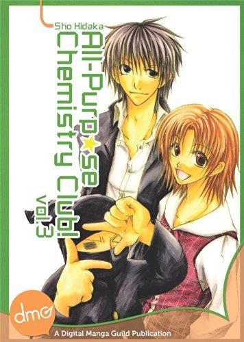 All Purpose Chemistry Club! Vol. 3 (Shojo Manga) (English Edition)