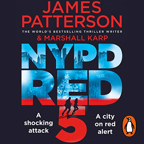 NYPD Red 5 cover art