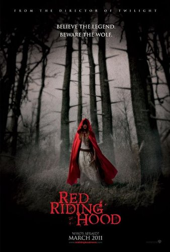 RED RIDING HOOD 11.5x17 INCH MOVIE POSTER
