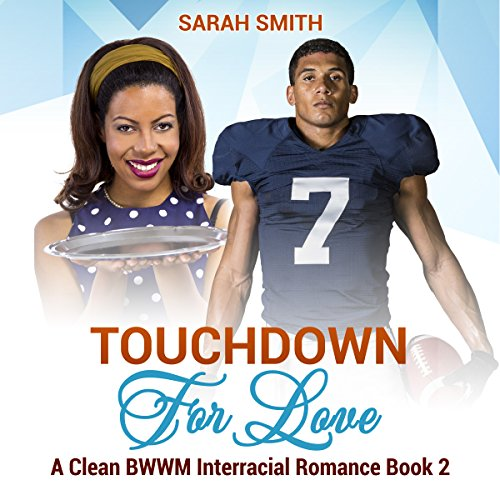 Touchdown for Love audiobook cover art
