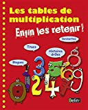L 39 univers de ma classe ces ch res tables de multiplication for Apprendre table multiplication en jouant