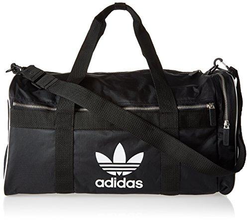 adidas Erwachsene Duffelbag Adicolor L, Black, One Size